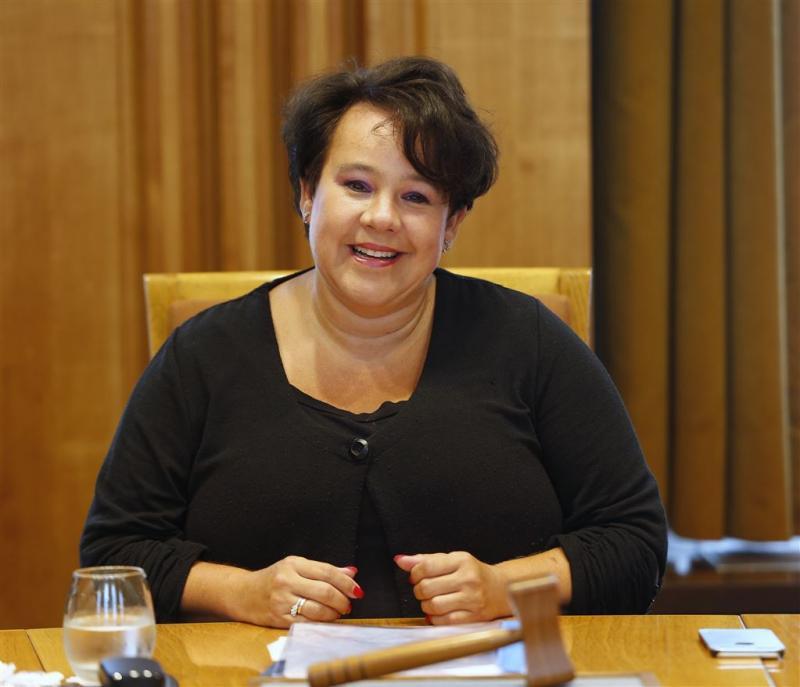 Sharon Dijksma breed inzetbaar