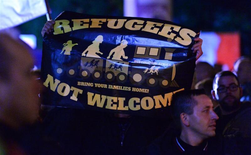 Twee opvangplekken Duitsland branden af