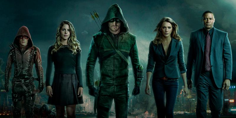 Arrow: line-up seizoen 3