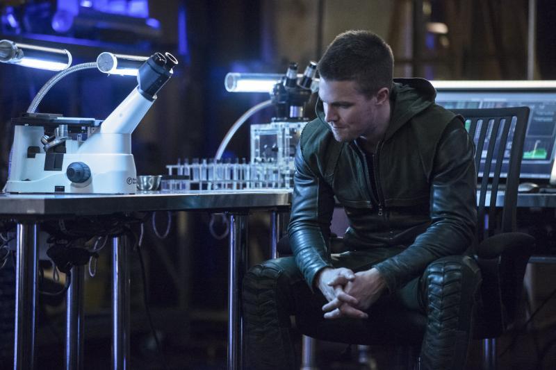 Arrow: Stephen Amell als Oliver Queen
