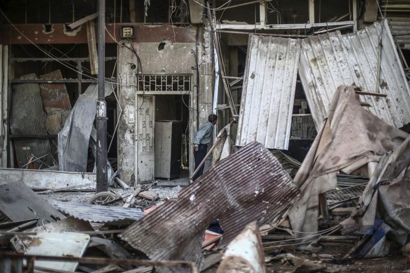 Islamitische Staat wint terrein in Syrië