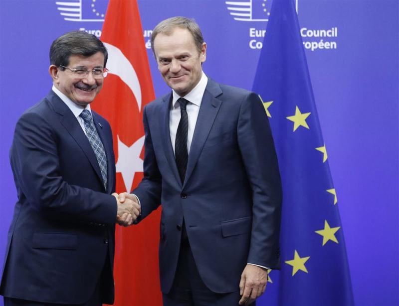 EU rekent op meer vrijheden in Turkije