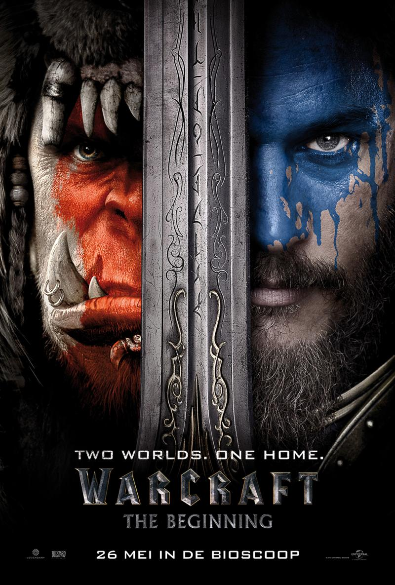 Warcraft: The Beginning - poster