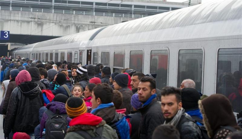Vluchteling goed voor Duitse welvaart