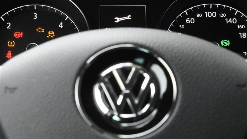 Volkswagen onderuit op positieve beurs