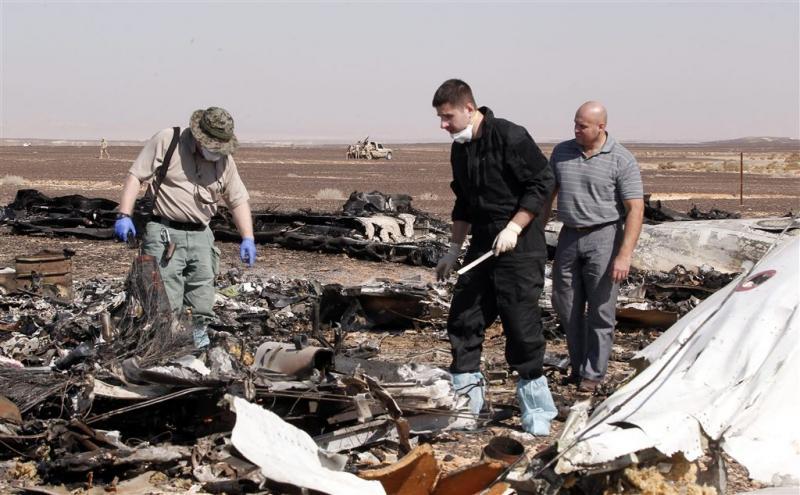 VS: Bom aan boord meest waarschijnlijk