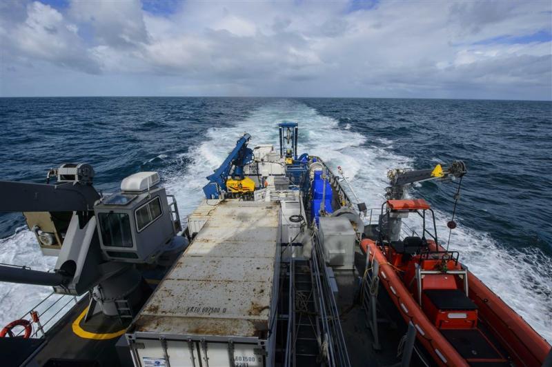 Datarecorder vrachtschip El Faro nog zoek