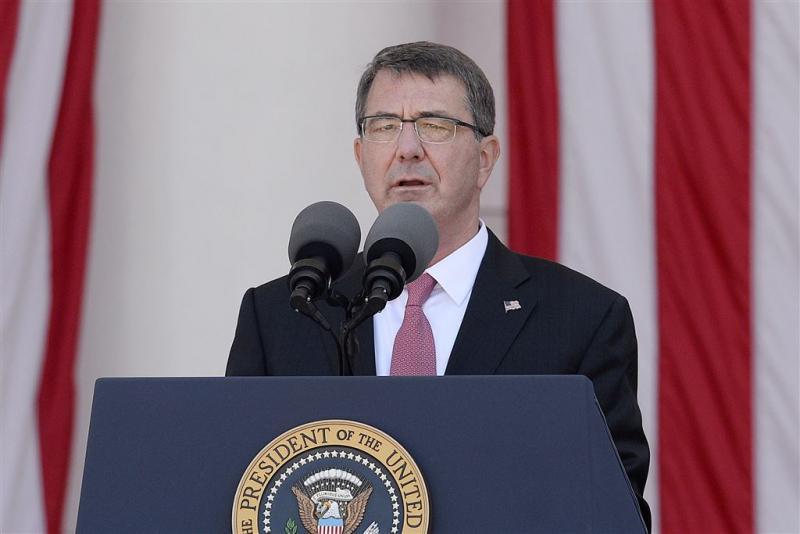Defensieminister VS naar Zuid-Chinese Zee
