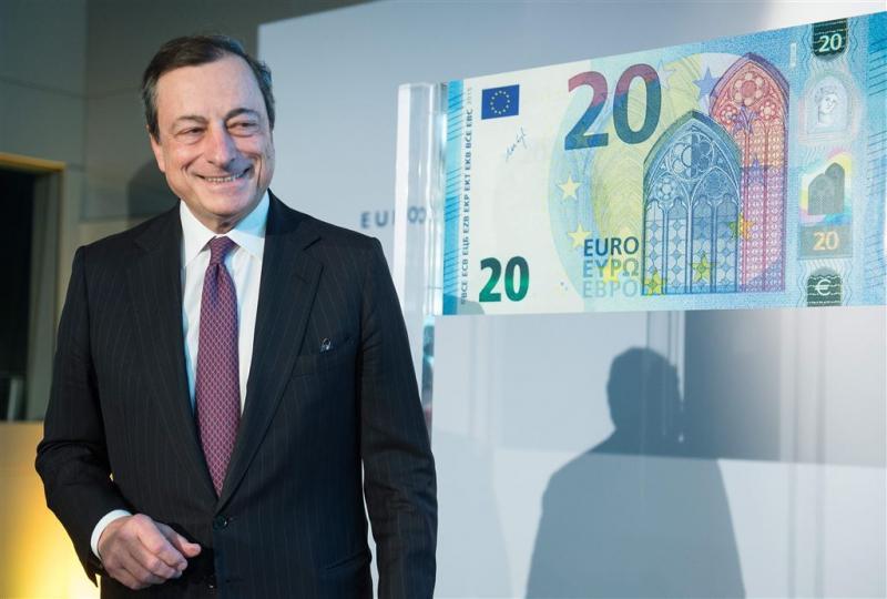 Economische groei in eurozone houdt aan