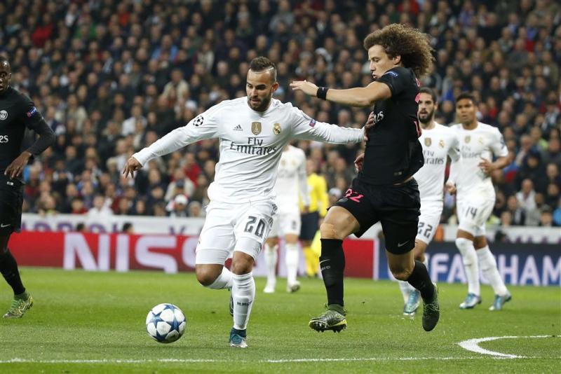 Real Madrid gelukkig naar laatste zestien