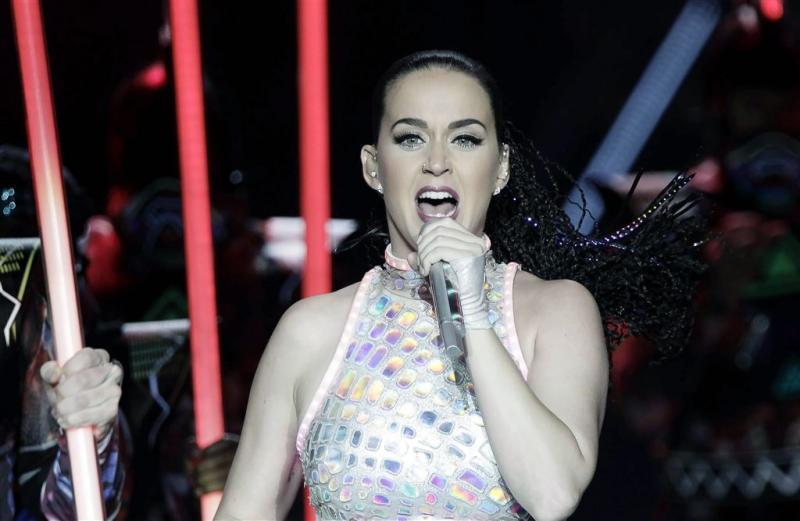 Katy Perry verdient 123 miljoen euro