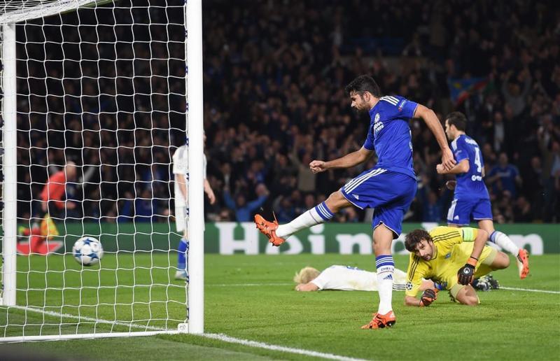 Chelsea laat Mourinho weer lachen