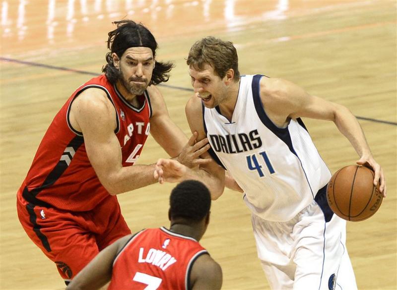Raptors beleven droomstart in NBA