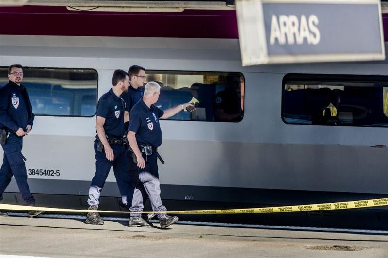 Tweede verdachte van Thalysaanslag opgepakt