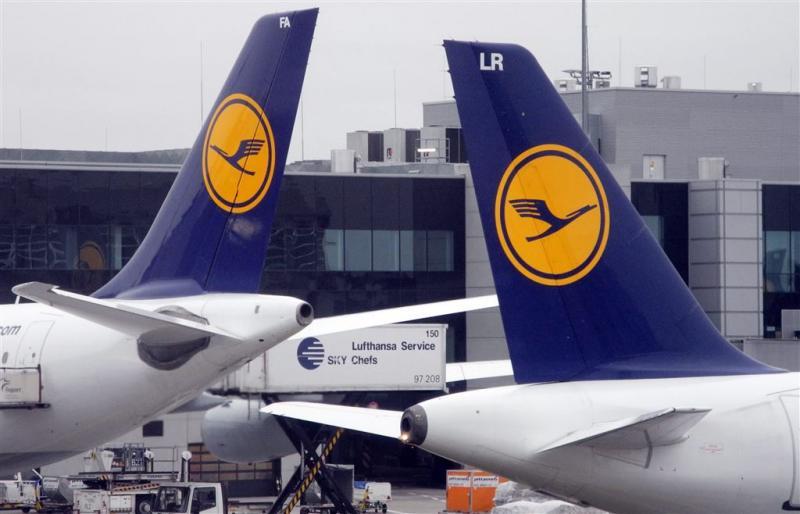 Stakingsdreiging wordt acuut bij Lufthansa