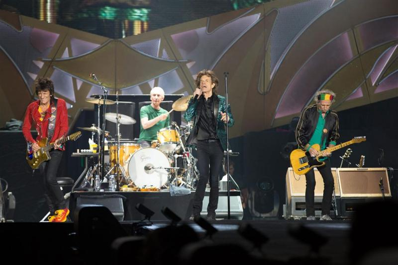Rolling Stones gaan toeren in Latijns-Amerika