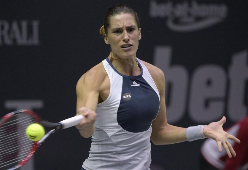 Tennisster Petkovic twijfelt over loopbaan