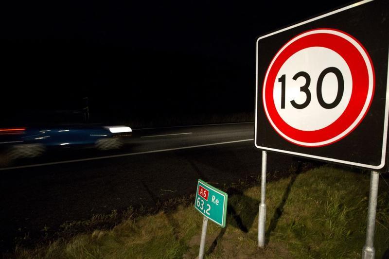 Volgend jaar op meer snelwegen 130 rijden