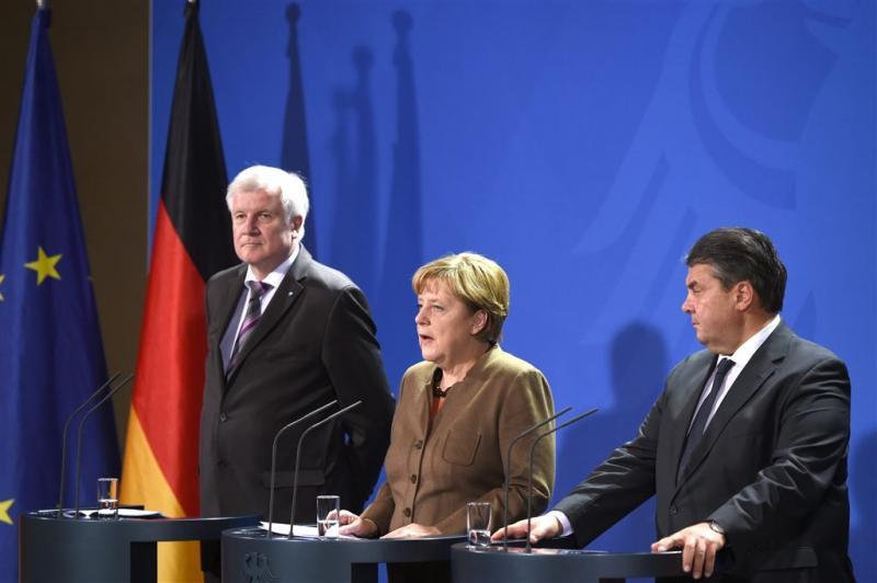 Duitse coalitie voor snelle asielprocedure