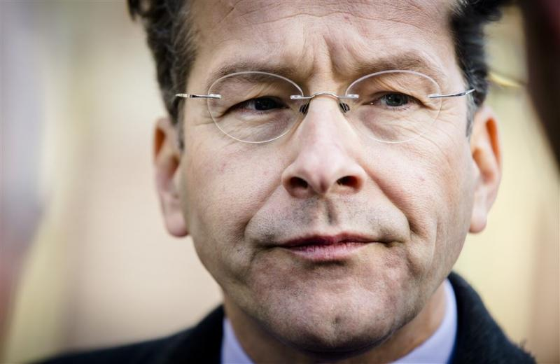 Kritiek VVD op Dijsselbloem