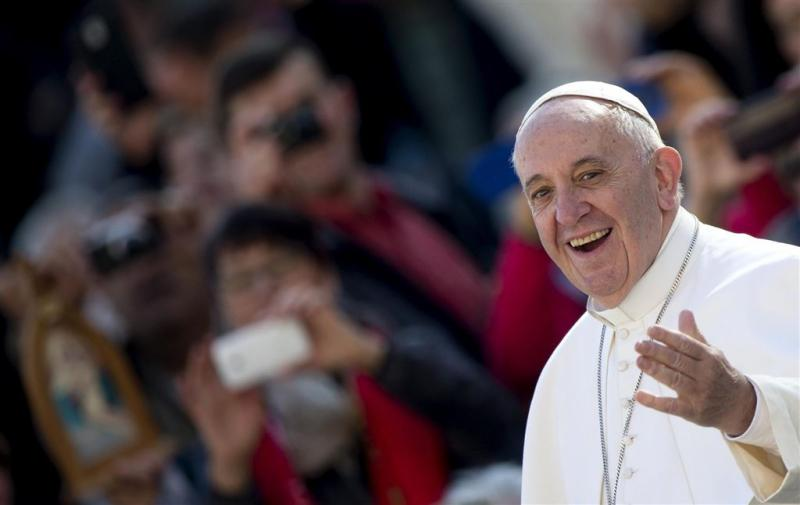Paus Franciscus: Wake up!