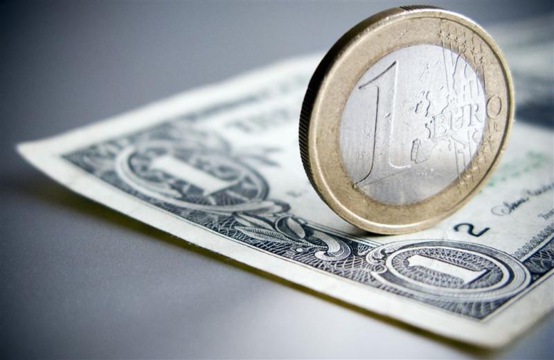 Zicht op rentestap VS drukt waarde euro