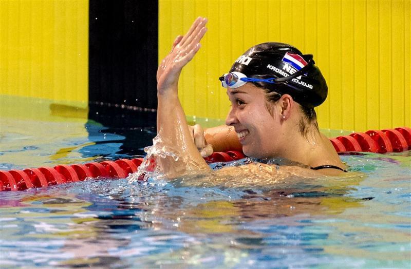 Kromowidjojo in selectie Duel in the Pool