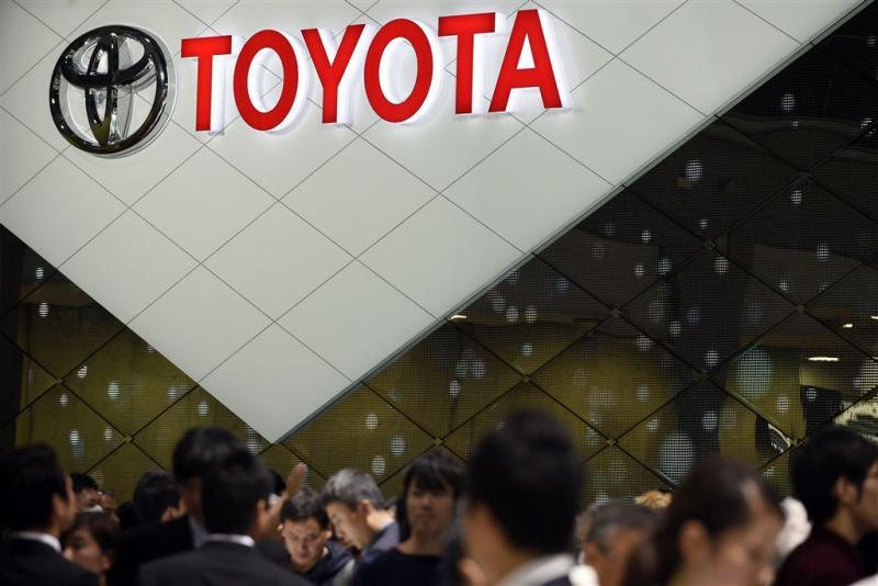 Toyota steekt miljard in zelfrijdende auto