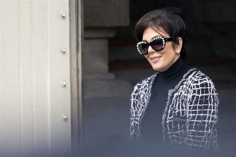 Verjaardagsfuif Kris Jenner kost paar miljoen