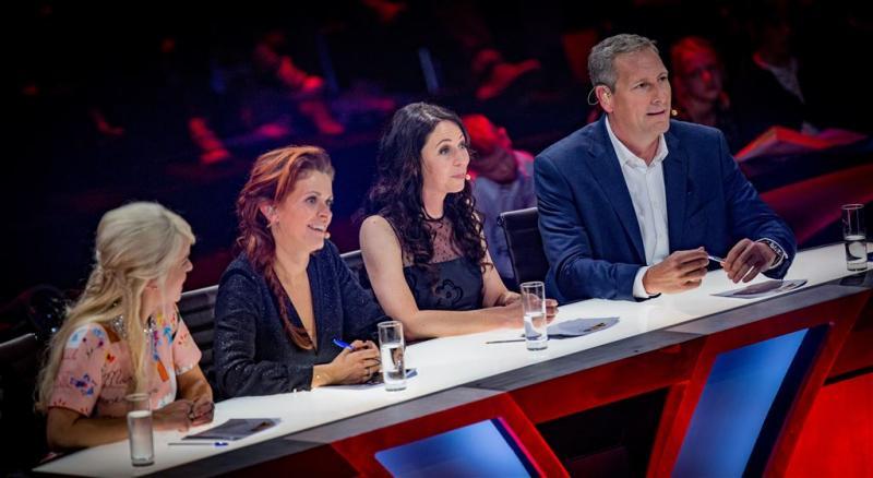 K3 koos K3: Hanne, Klaasje en Marthe