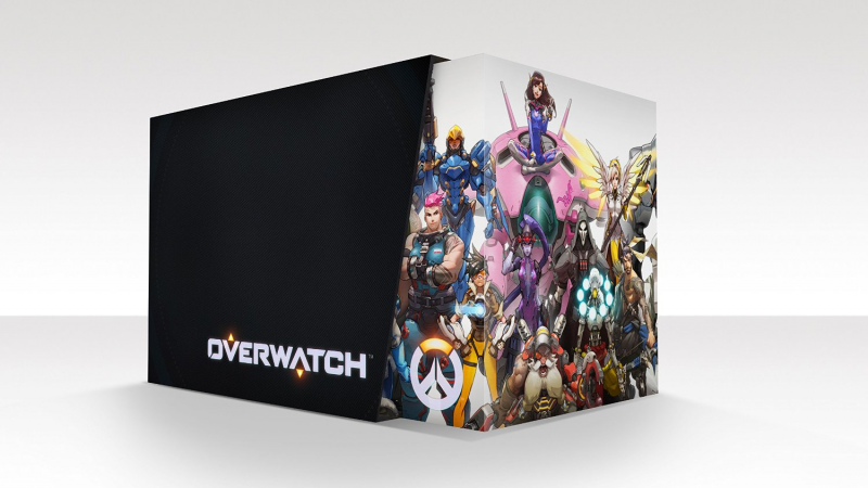 Overwatch Collector's Editie