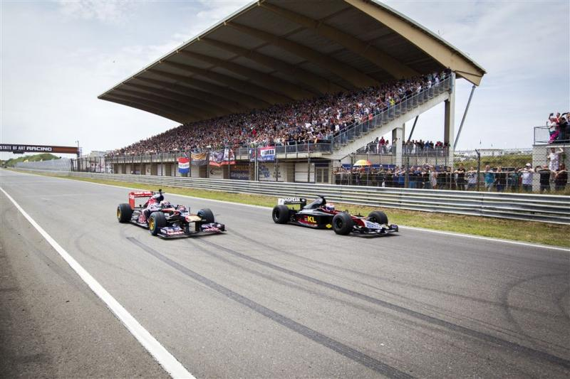 Zandvoort onderzoekt terugkeer Formule 1