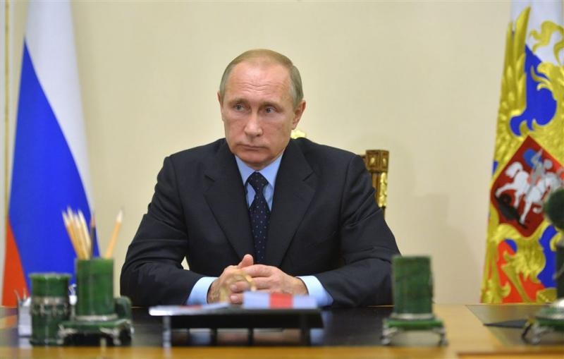 Poetin stopt Russische vluchten naar Egypte