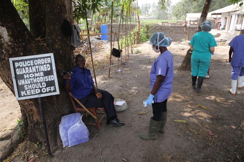 Sierra Leone ebolavrij verklaard