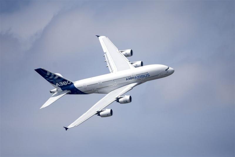 Mogelijk grote orders voor superjumbo A380