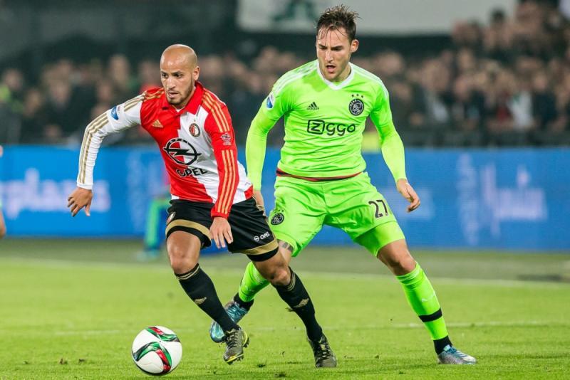 El Ahmadi gelooft in winst op Ajax (Pro Shots / Kay Int Veen)