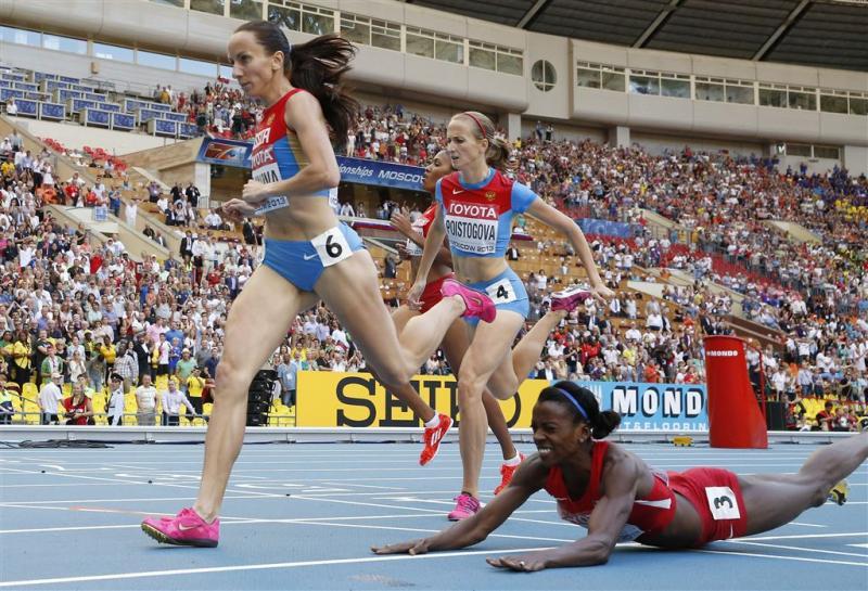 'Schors olympisch kampioene voor het leven'