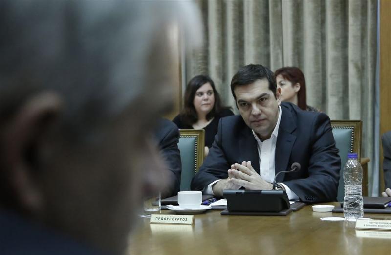 Tsipras werkt aan deal met schuldeisers
