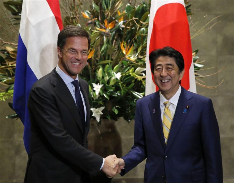 Nederland en Japan gaan meer samenwerken