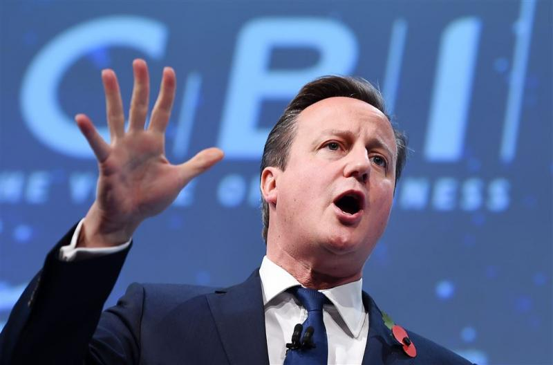 Cameron eerbiedigt uitkomst EU-referendum