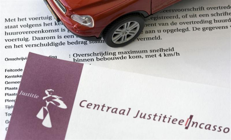 Kritiek rechter op verhogingen verkeersboetes