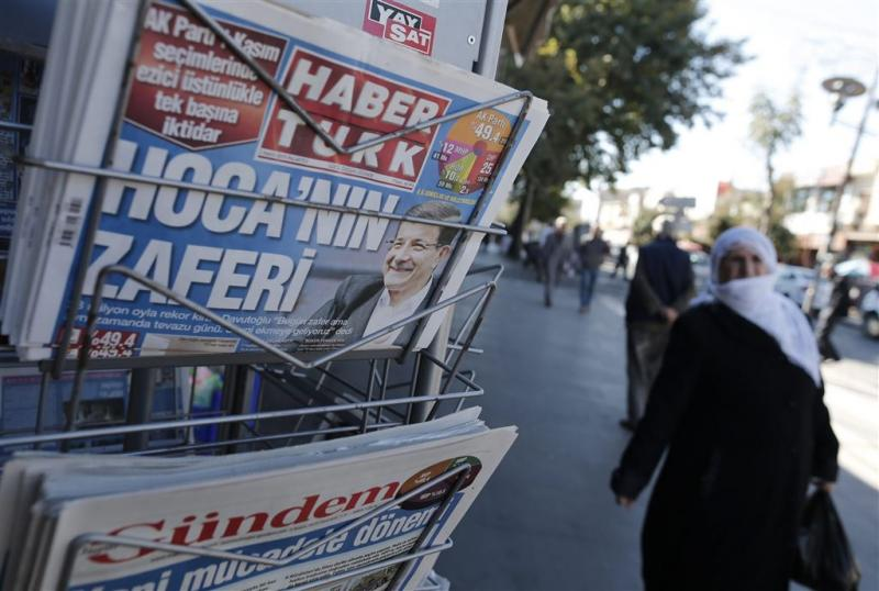 Turkije wijst EU kritiek fel af