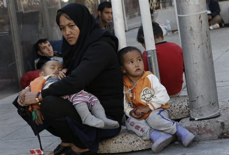 Duitsland stuurt Syriërs terug binnen EU
