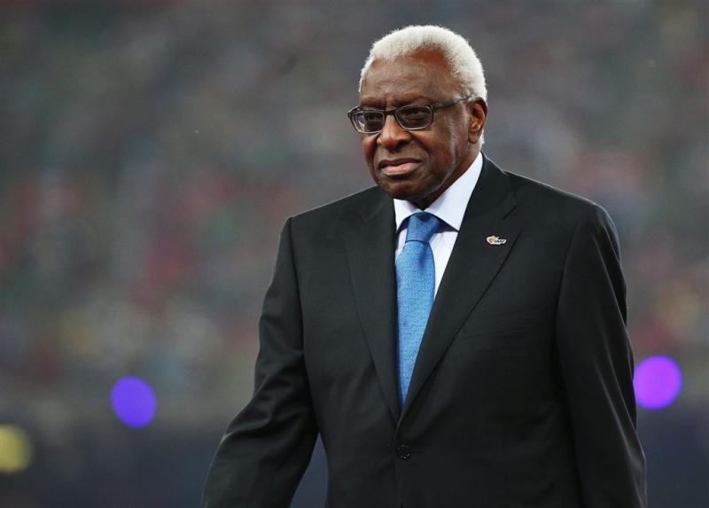 IOC schorst erelid Diack