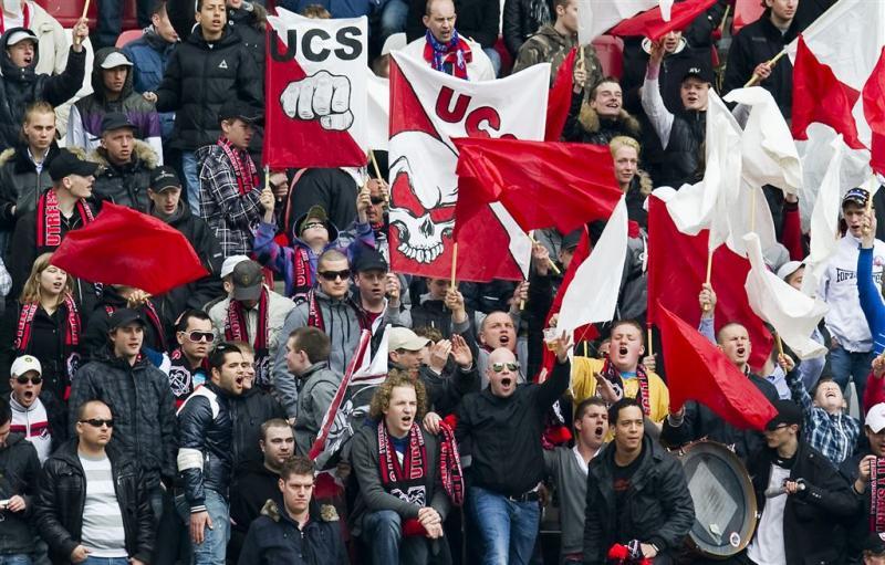 Onderzoek naar fans Feyenoord en FC Utrecht