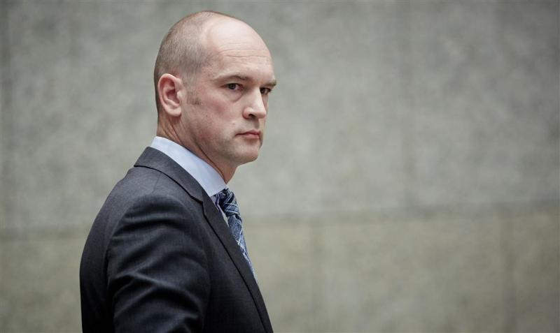 Gert-Jan Segers, de nieuwe man van de CU