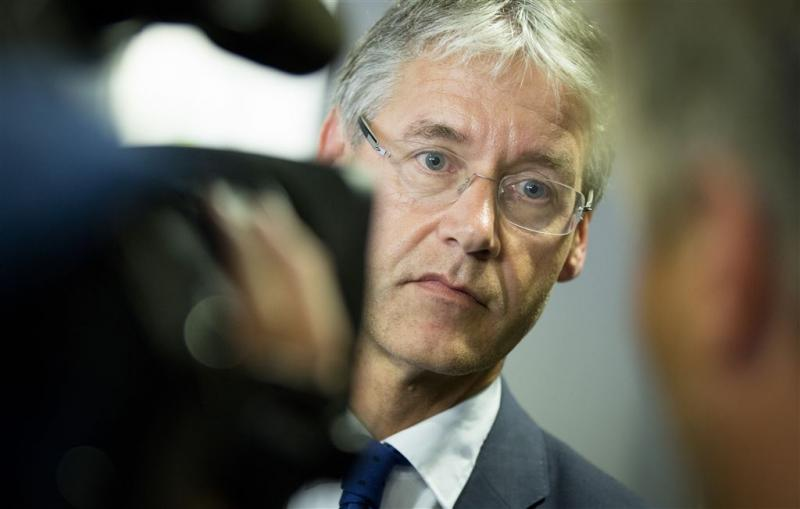 CU-leider Arie Slob vertrekt uit de politiek