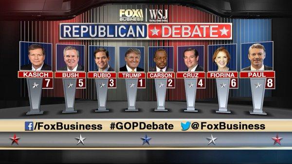 Republikeins tv-debat