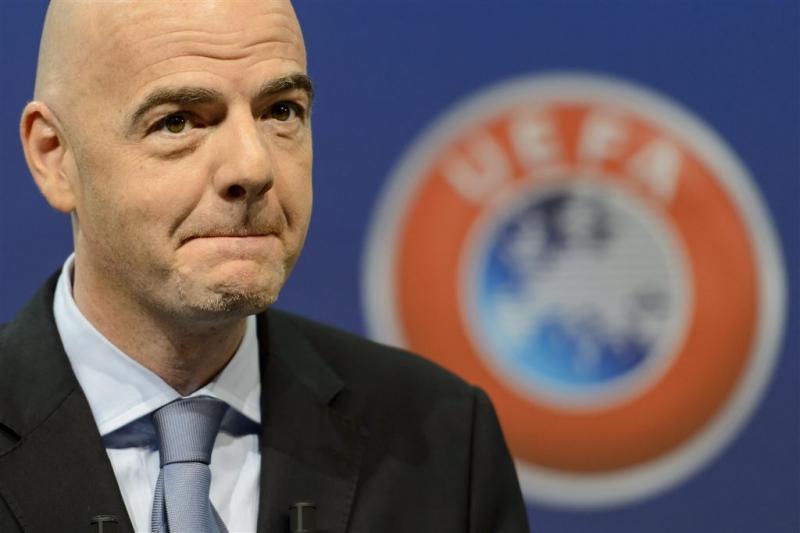 Infantino wil WK voetbal met veertig landen
