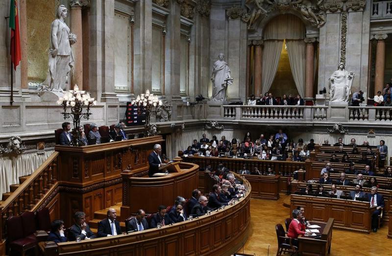 Portugese minderheidsregering gevallen